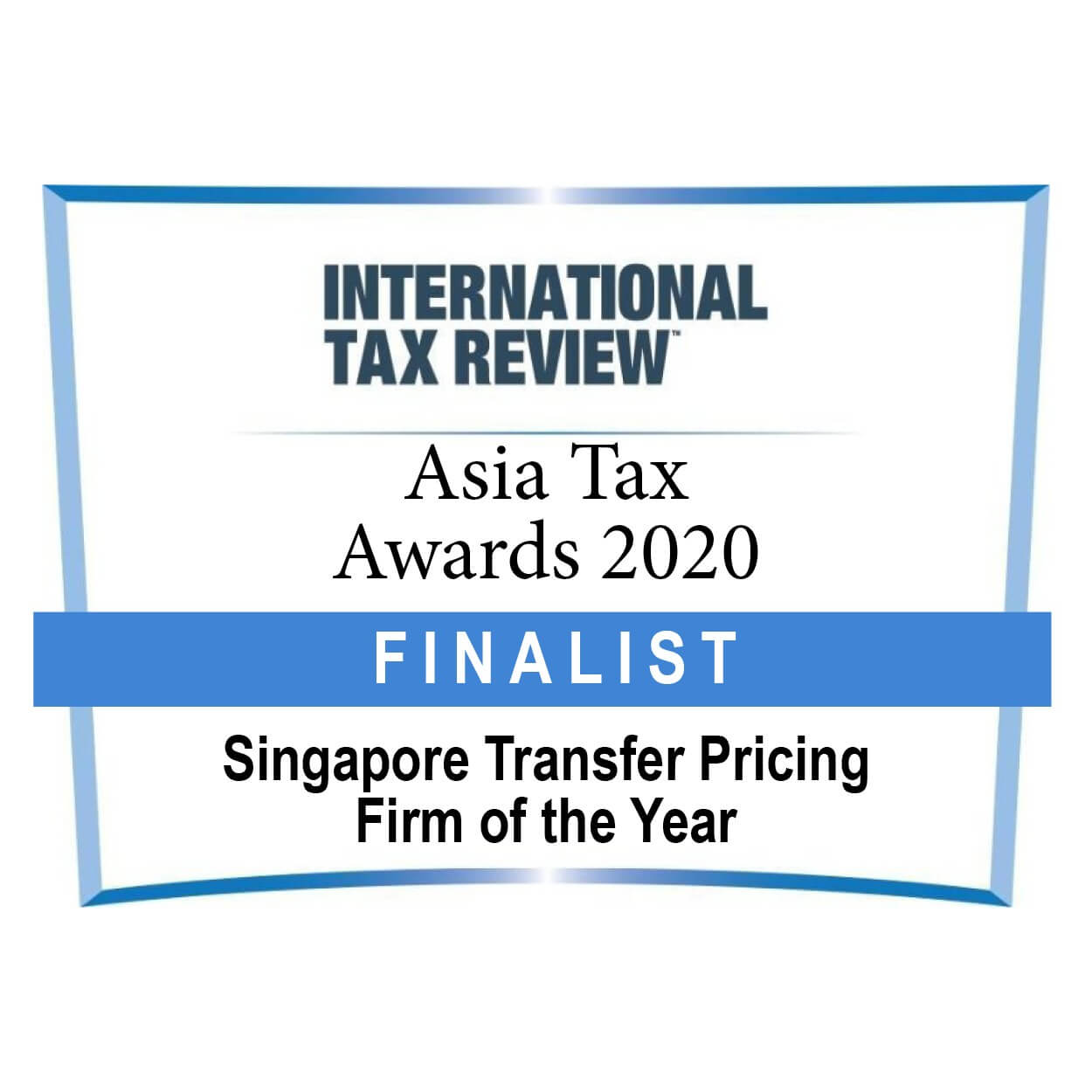 Singapore TP Firm - 2020